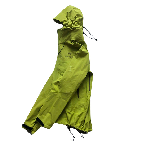 Arcteryx Neon Glade Beta AR Jacket - XL