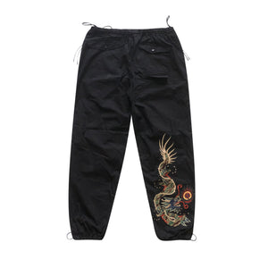 Maharishi Embroidered Dragon Snopants - XL