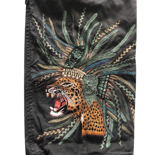 Maharishi Aztec Jaguar Snopants - UK 6/8