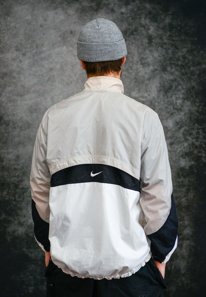 Tonal 90s Nike Track Jacket - Medium