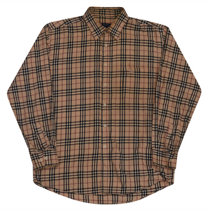 Burberry Nova Check Shirt Long Sleeve - XL
