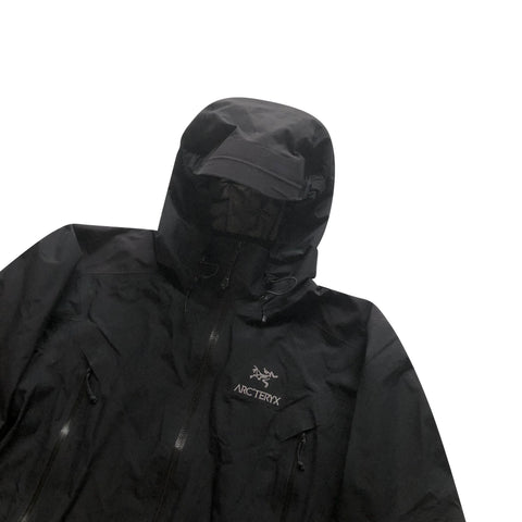 Arcteryx Black Beta AR Jacket - Large