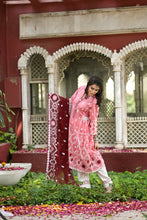 Load image into Gallery viewer, Nazia Malik Chikankari 02-Blossom