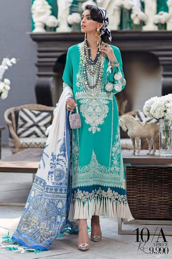 Sana Safinaz Design 10A Luxury Lawn