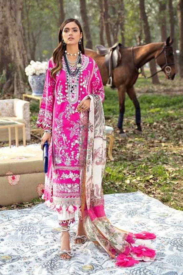 Sana Safinaz Design 5A Luxury Lawn