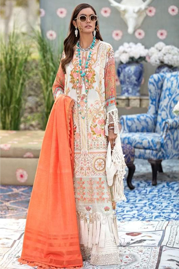 Sana Safinaz Design 6B Luxury Lawn