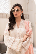 Load image into Gallery viewer, Maria.B Eid EL-21-05-Off White and Peach
