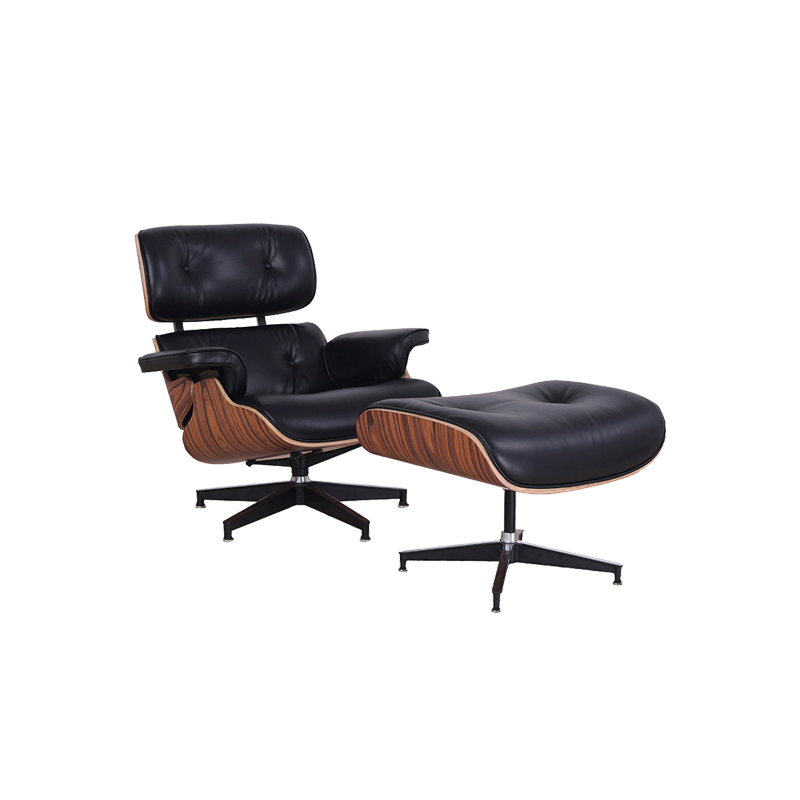 Detroit Chaise Longue Anilin Leather