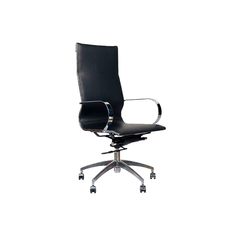 Silla Oficina Chrome High