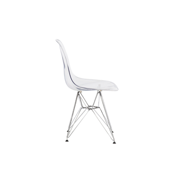 Chaise Tower Ghost - Transparente