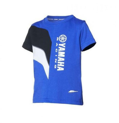 New Official Yamaha Paddock Kid's T Shirt -  16 37020 / 21