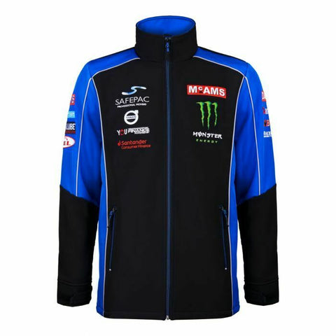Official McAms Yamaha Team Softshell Jacket  - 20MCAM-AJ