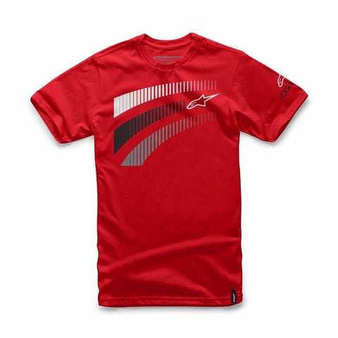 ALPINESTARS Telemetrics T shirt Red  - 1016 72037