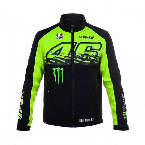 VR46 Official Valentino Rossi  Monza Monster Jacket – MOMJK 274728