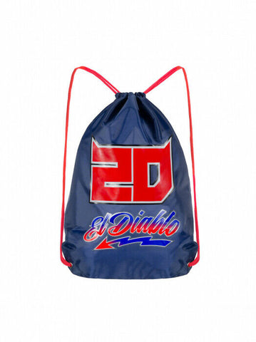 FABIO QUARTARARO OFFICIAL GYM BAG 20 EL DIABLO - 20 53808