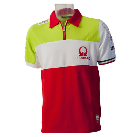 New Official Pramac Ducati Polo Shirt