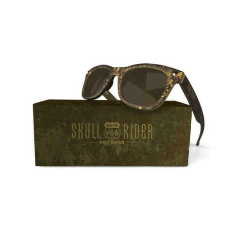 "New Skull Rider ""Cafe Racer""  Sunglasses"