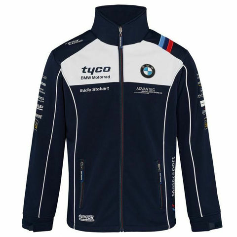 Official TAS Racing Tyco BMW Team Soft-shell Jacket - 19TB AJ1