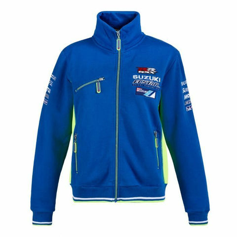 New Official  Ecstar Suzuki Motogp Woman's Team Track Top - 990F0 M7LTT