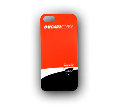 New Official Ducati Corse Iphone 5 Cover 13 56002
