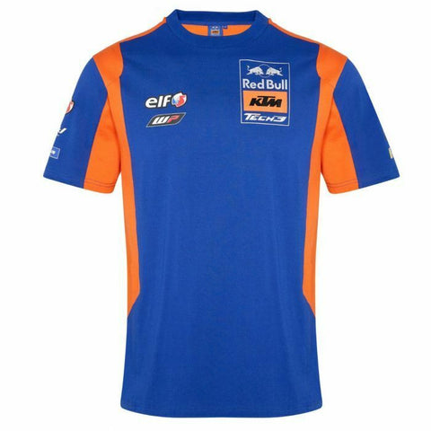 OFFICIAL Tech 3 RED BULL KTM RACING T Shirt -  19RBT3-ACT