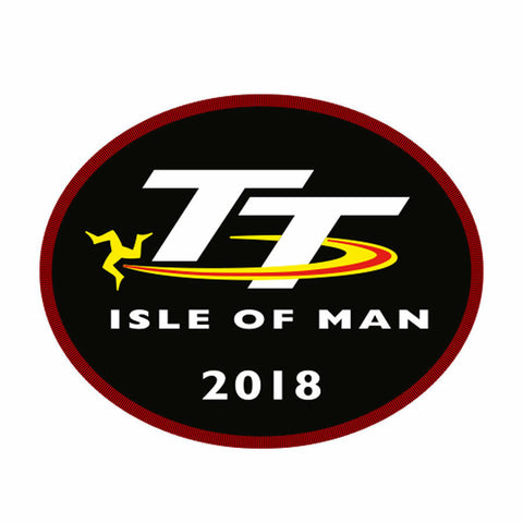 2018 Official Isle of Man TT  Patch 2