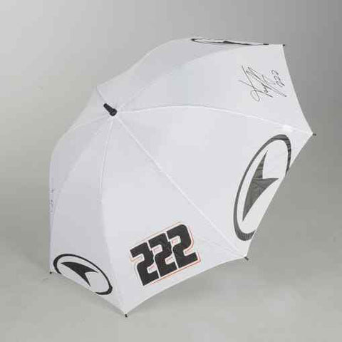 Official  AXO/Tony Cairoli 222 Classic white Umbrella