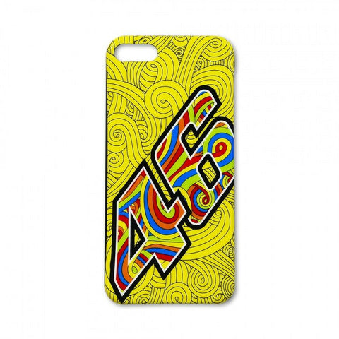 New Official VR46 Groovy IPhone 5 & 5's Cover