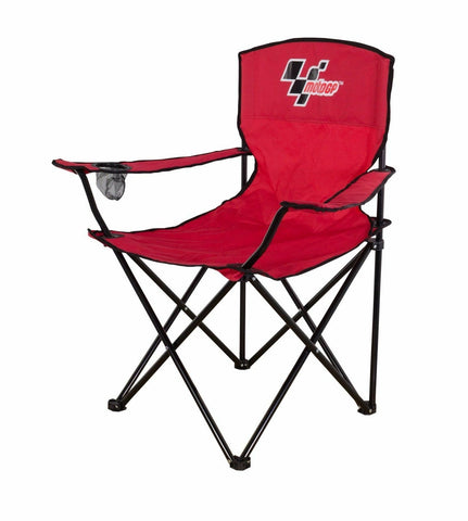 MOTOGP RED  EVENT FOLDING CHAIR .