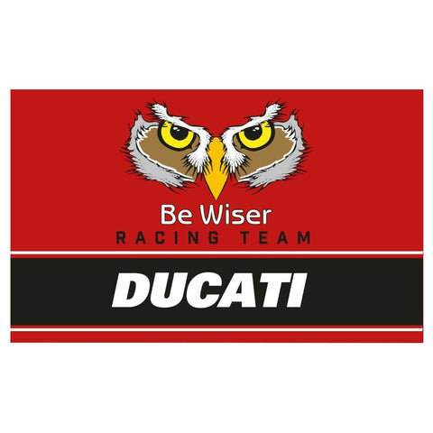 Official PBM Ducati Team Flag -17PBM-FLAG