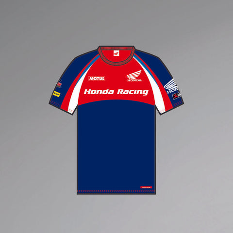 Official Honda Endurance Team Kid's T shirt - 17HEND-KCT