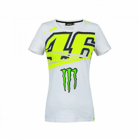 VR46 Official Valentino Rossi Monster Monza Womans 2018 T'Shirt  - MOWTS 316406