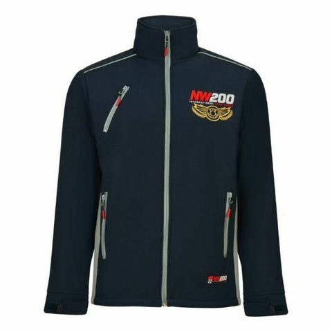 Official North West 200 Softshell Jacket - 20NW-AJ
