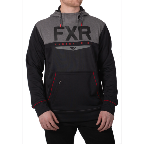 Official FXR Racing M Helium Tech Pull Over Hoodie - 201120-1020