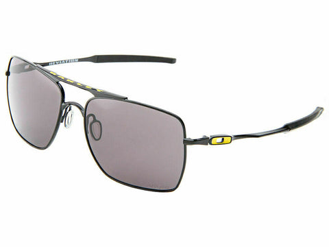 Oakley Valentino Rossi VR46 Deviation Polished Black / Warm Grey - OO4061-10