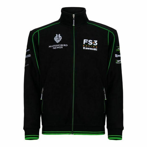 Official MASSINGBERD-MUNDY KAWASAKI Team Fleece - 20KAW-AF