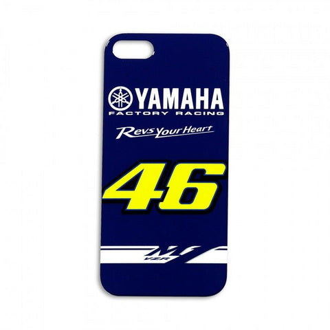 New Official VR46 / Yamaha IPhone 5 & 5's Cover -  YDUC 01210 03