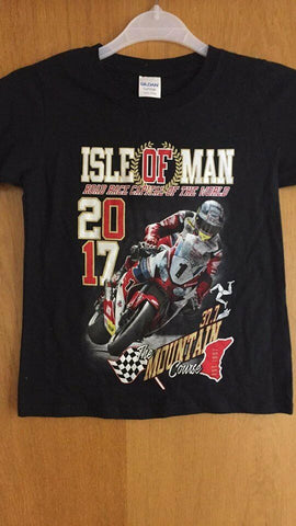 Isle Of Man Road Racing McGuiness KID'S  t-shirt