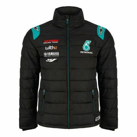 Official 2020 Petronas Yamaha Team Bubble Jacket - 20PY AQJ