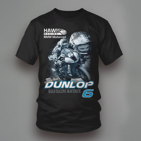 Official Michael Dunlop Hawk BMW Maverick  Kid's T Shirt