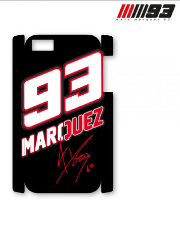 New Official Marc Marquez 93 Iphone 5 Cover - MMMCO 627 04