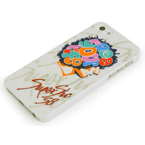 New Official SuperSic 58 Race Your Life Iphone 5 Cover