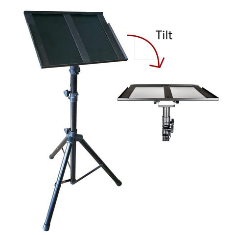 Accenta SST6 Laptop Stand with Table
