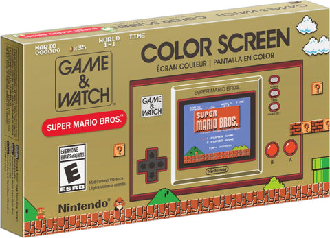 Nintendo - Game & Watch Super Mario Bros