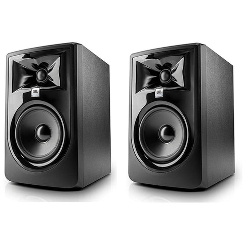 JBL 305P MKII 5'' Two-Way Powered Studio Monitor (Pair)