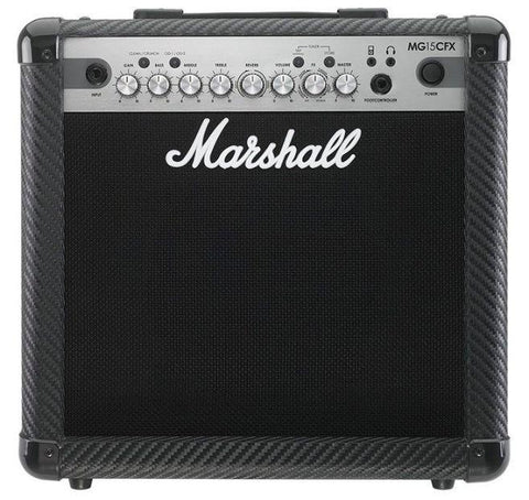 Marshall MG15CFR Amplifier