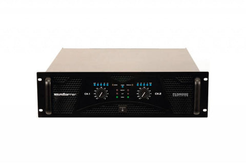 Soundbarrier PCS6000 Amplifier