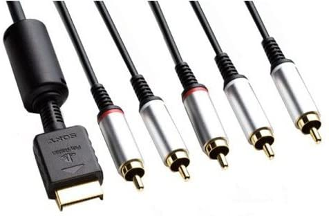 PS3 3 in 1 Cable Pack Optical