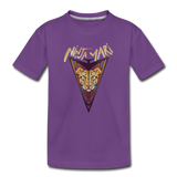 Ninja Yari - Kids' Premium T-Shirt - purple