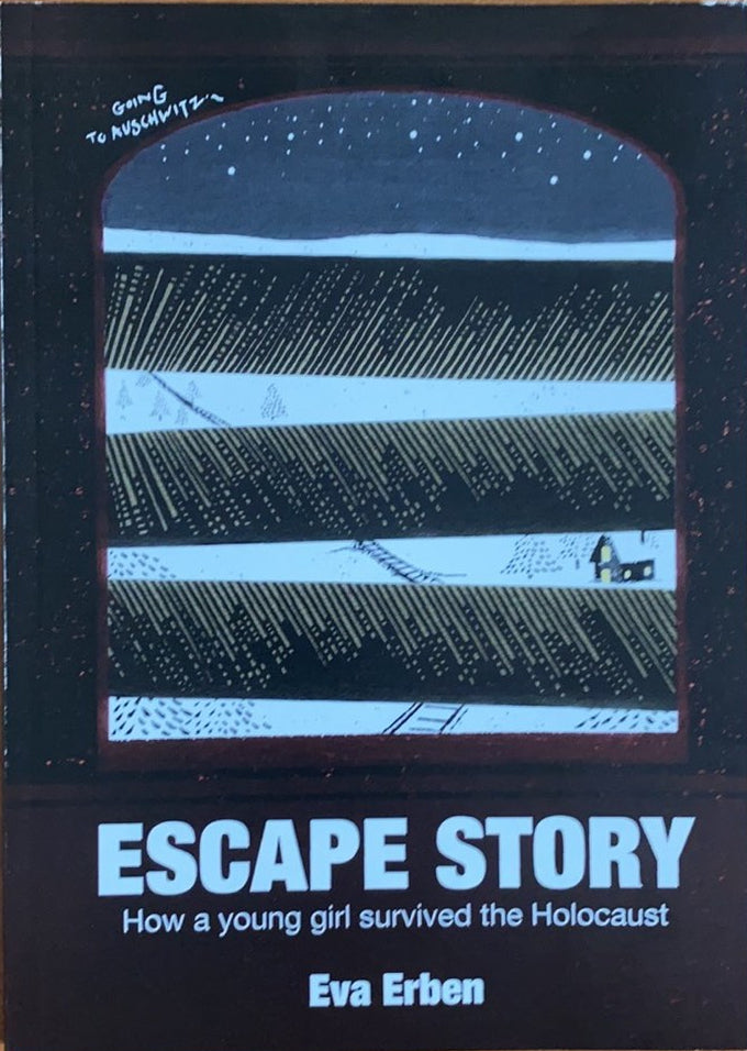 Escape Story: How a young girl survived the Holocaust